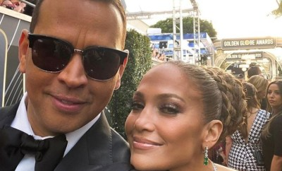 Alex Rodriguez pens sweet note to Jennifer Lopez after she lost the award for best supporting actress in a motion picture at the 2020 Golden Globes
