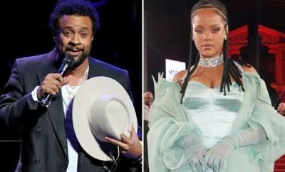 Shaggy reveals he turned down Rihanna
