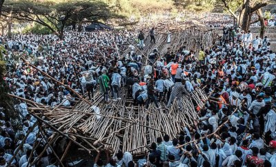 Ten people killed at Orthodox Christian festival in Ethiopia (Photos)