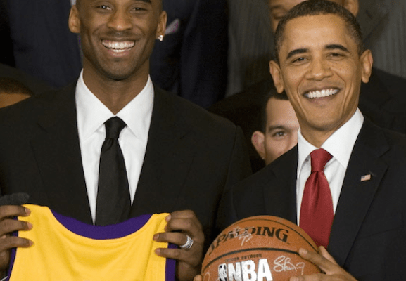 The death of Kobe Bryant and his daughter, Gianna is more heartbreaking to us as parents - Barack Obama