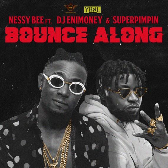 Nessy Bee ft. Dj Enimoney & Super Pimpin Bounce - Along Refix