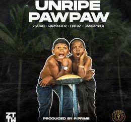 Zlatan - Unripe Pawpaw ft. PapiSnoop, Oberz & JamoPyper