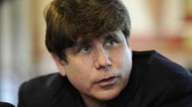 Rod Blagojevich, shown in a portrait shot