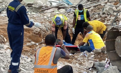 Death toll from Abule Ado explosion rises to 21