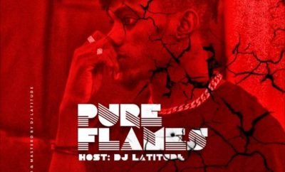 DJ Latitude - The Pure Flames Mix