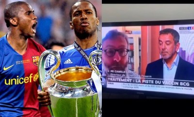 Africa is not a testing lab - Didier Drogba and Samuel Eto