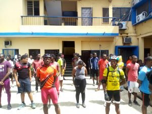 202 joggers, cyclists, loiterers arraigned in Lagos for defying lockdown order