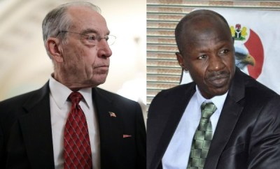EFCC reacts to U.S Senator?s allegation of Ibrahim Magu being an