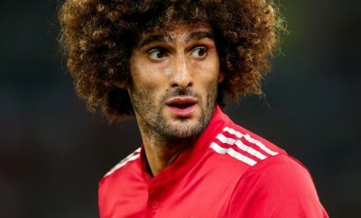 Former Manchester United midfielder Fellaini out of Chinese hospital after treating Coronavirus?