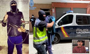 ?Former British rapper turned Islamic State extremist, Abdel-Majed Abdel Bary arrested in Spain (Video)