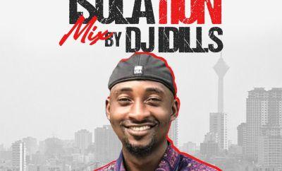 DJ Idills - Isolation Mixtape