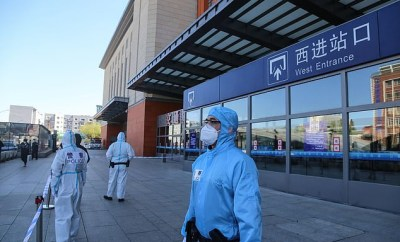 China puts a second city under lockdown in the space of four days amid raising fears of a Coronavirus comeback