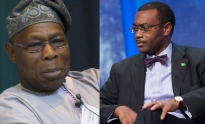 US has belittled AfDB ? Obasanjo writes over calls for probe of Akinwumi Adesina