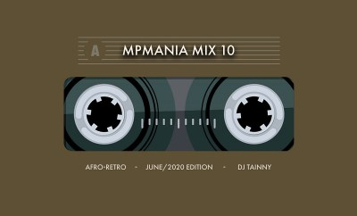 Dj Tainny Mpmania Mix 10 (afro Retro)