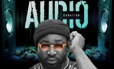 Harrysong – Audio Donation