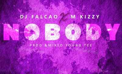 Dj Falcao ft. M Kizzy - Nobody