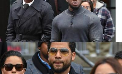 The two Nigerian brothers allegedly paid by Jussie Smollett to carry out homophobic attack refuse to testify against him