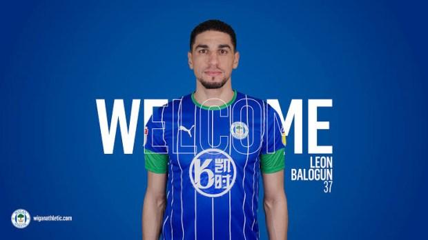 Super Eagles defender Leon Balogun signs permanent deal with Wigan