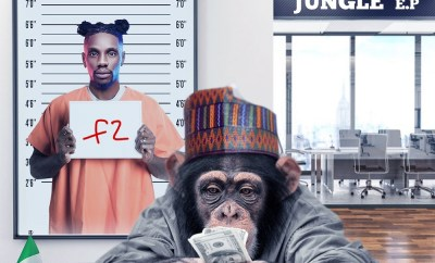F2 - Jungle (EP)