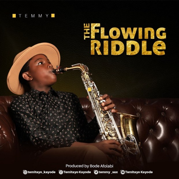 Temmy - The Flowing Riddle (Smooth Jazz)