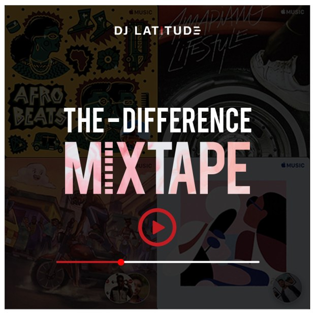 DJ Latitude - The Difference Mixtape