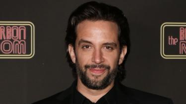 Nick Cordero in December 2019
