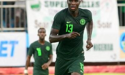 Nigerian striker, Paul Onuachu tests positive for Coronavirus