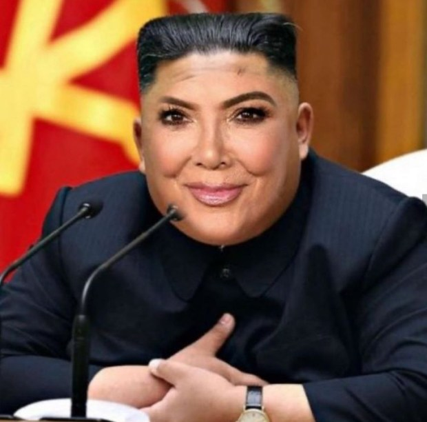 Kris Jong-Un trends as Twitter users make a meme by photoshopping Kris Jenner and Kim Jong-Un following Kanye