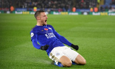 Jamie Vardy beats Sergio Aguero and Aubameyang to win 2019/2020 Golden boot award (See full list of awards)