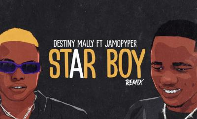 Destiny Mally - Star Boy (Remix) Ft. Jamo Pyper