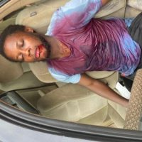 Nollywood Actor Adebayo Adeniyi Survived an accident