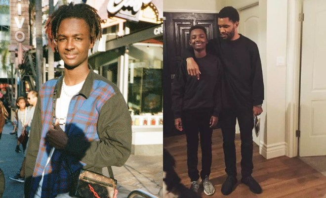 Frank Ocean?s younger brother, Ryan Breaux killed in car crash