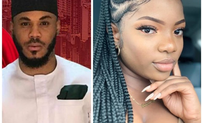 #BBNaija: Ozo wins Head of House challenge, picks Dorathy as his deputy