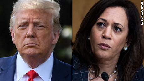 Kamala Harris responds to Trump