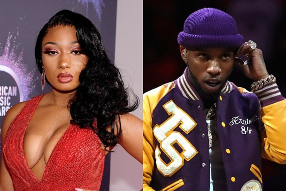 Megan Thee Stallion confirms it was Tory Lanez who shot her in the foot (Videos)