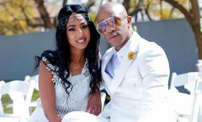 Mafikizolo?s Theo marries girlfriend 20 years younger than him