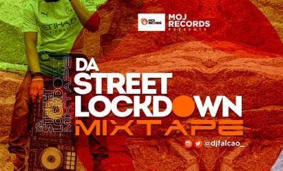 Dj Falcao - Da Street Lockdown Mix