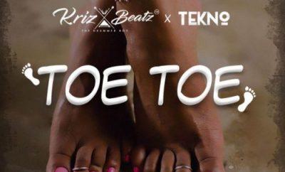 Krizbeatz & Tekno Toe Toe mp3