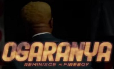 Reminisce Ogaranya video download