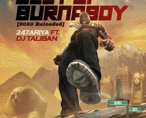 DJ Taliban – Best Of Burna Boy (2020 Reloaded)