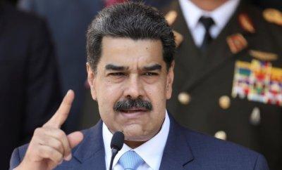 Venezuelan President Nicolás Maduro. File photo