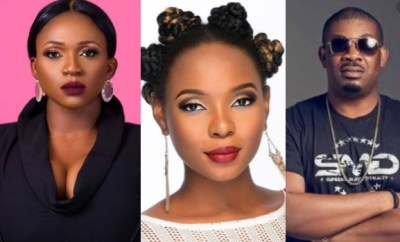 DSS denies inviting Don Jazzy, Waje, Yemi Alade and others for questioning