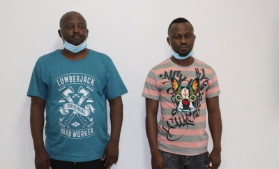 COVID-19 scam: Two Nigerians arrested for defrauding a German company of 14.7m euros