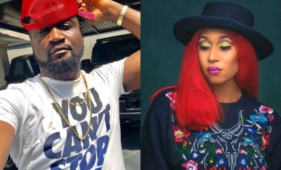 Dangote owes me N20b, maybe if I shout it long enough it will become real - Jude Okoye mocks Cynthia Morgan in sarcastic tweet