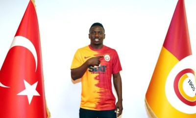 Super Eagles midfielder, Oghenekaro Etebo joins Galatasaray on loan from Stoke City