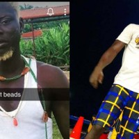 Osun Police Command Confirms Kingtblakhoc's Arrest; Says He Recorded A Porn Movie in An Osun-Osogbo Shrine [Photos]
