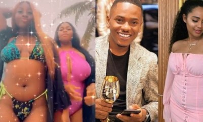 Cheating scandal: Actor Timini Egbuson