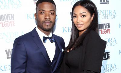 Ray J files for divorce from Princess Love two months after she asked a court to dismiss her own filing to end their marriage