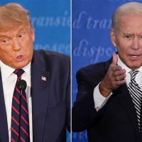 US Presidential Debate: Trump And Biden Trade Insults in Chaotic Debate