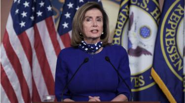 File photo of Nancy Pelosi